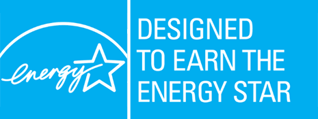 Designed to Earn the ENERGY STAR